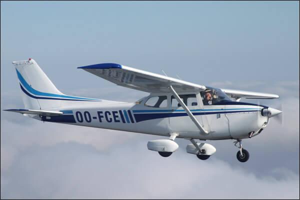 Cessna 172 OO-FCE
