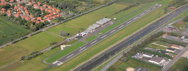 Aérodrome de Saint-Ghislain